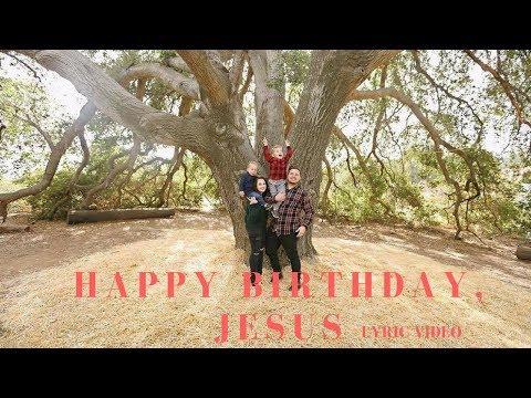 Happy Birthday Jesus - Oliver Lanning | Lyric Video