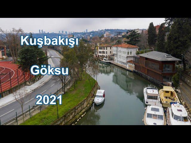 Kuşbakışı Göksu 2021 / bird's eye view Goksu