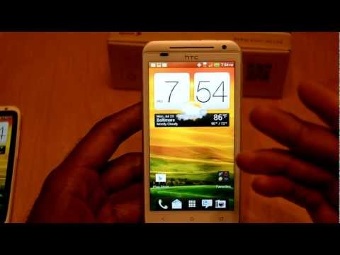 HTC EVO 4G LTE White (Sprint) Review