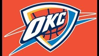 Logo Dojo OKC Thunder (Tutorial)