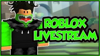 Roblox | My Hero Academia, One Piece, Dragon Ball OA, Anime Cross | Livestream | iBeMaine