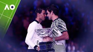 Federer V Nadal: The Final Mini Movie   Australian Open 2017