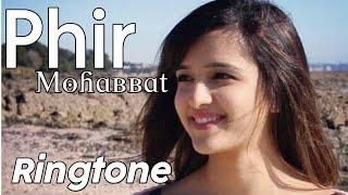 Dil Sambhal Ja Zara Tone Ringtone | RH Ringtone | Phir Mohabbat Ringtone | Murder 2 SongRingtone