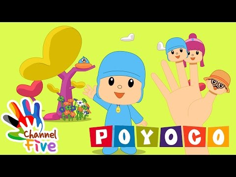 POYOCO Finger Family Nursery Rhyme for children
