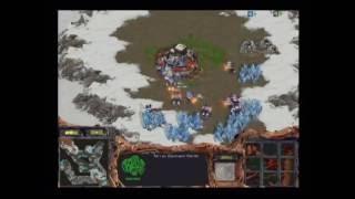 [2003.01.17] 2002 Panasonic배 온게임넷 스타리그 4강 A조 4경기 (아방가르드 II) 홍진호(Zerg) vs 이윤열(Terran)