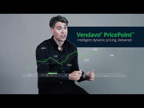Vendavo® PricePoint™ - Intelligent Dynamic Pricing, Delivered.