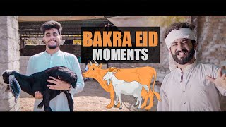 Bakra Eid Moments | Our Vines | Rakx Production