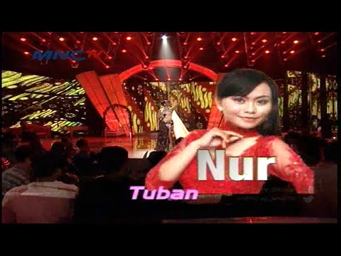 "Nur "" Mendem Kangen "" Tuban - Kontes Final KDI 2015 (1/5)"