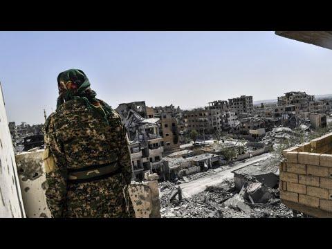 هل المقاتلون الأجانب في تنظيم -الدولة الإسلامية- سيغادرون الرقة؟  - 11:22-2017 / 10 / 16