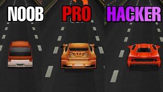 Dr.Driving - NOOB vs PRO vs HACKER screenshot 2
