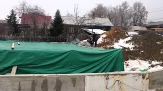 Тент тарпаулин 20х30 для прогрева бетона(, 2015-12-03T07:41:20.000Z)