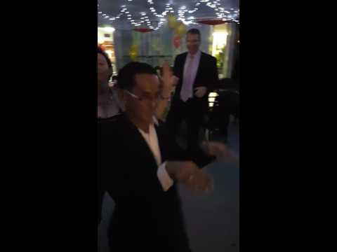 Dancing at dunedoo sports club