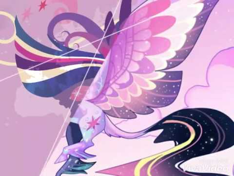 Mlp princess twilight sparkle tribute