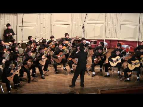 [2007c] Hana no En - The Tale of Genji  「花宴」 (Guitar Orchestra)