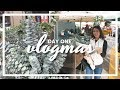 Christmas Farmers Market ❄ Vlogmas 1, 2018