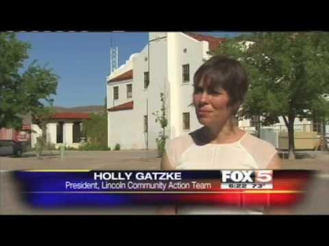Caliente, Nevada, KVVU Fox5 News