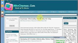how to download hd movies in 400mb