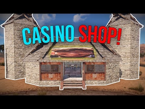 Making BANK From INSANE GAMBLERS! - Rust [CASINO] Shop