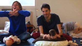 Présentation du massage bébé