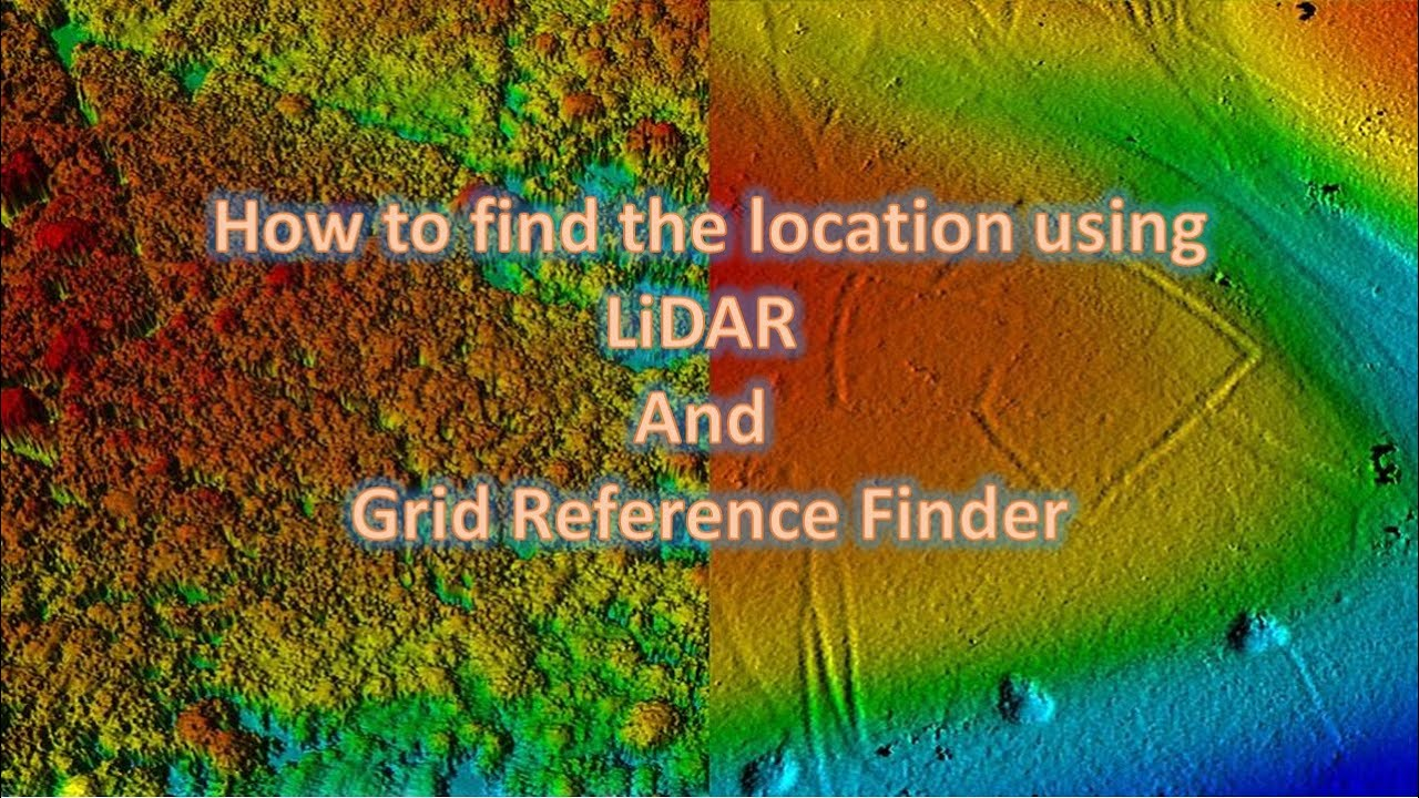 How to use lidar and grid reference finder together youtube how to use lidar and grid reference finder together gumiabroncs Gallery