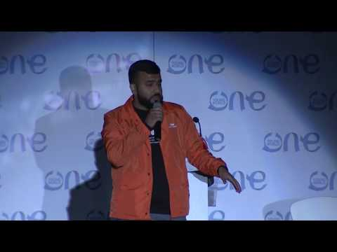 Sajid's Smile | Hussain Manawer | One Young World Colombia 2017