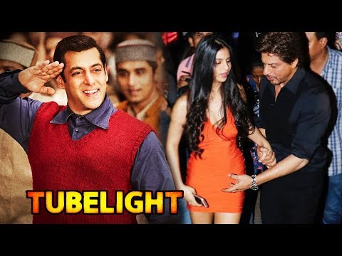 Thumbnail: Salman's Tubelight Is The Shortest Film, Shahrukh's Daughter Suhana's HOT LOOK At Restaurant Launch