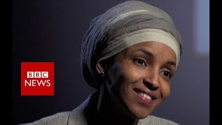 Ilhan Omar: 'People are choosing unity over division' - BBC News