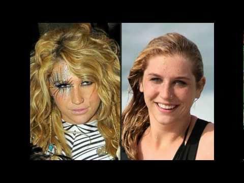 Celebrities Without Makeup!!