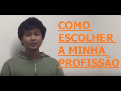 ESPECIAL no : COMO ESCOLHER A MINHA PROFISSÃO  Diogo Fukuda   19 de 365
