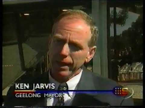 1999-  Telly news bulletins announce the closure of the Geelong Cement works