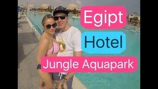 Luksusowy i rodzinny hotel w Egipcie - Jungle Aquapark - Hurghada 2019