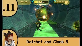 Ratchet and Clank 3 part 11 - Deep sewer crystals
