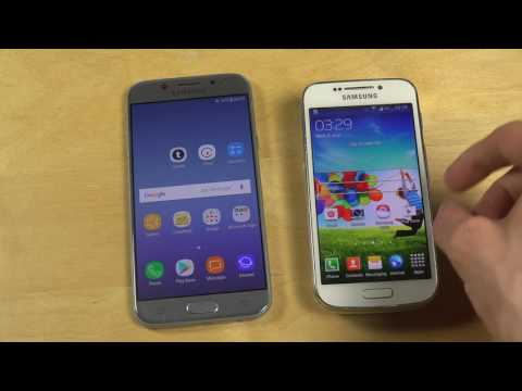 Samsung Galaxy J5 2017 vs. Samsung Galaxy S4 Zoom - Which Is Faster?