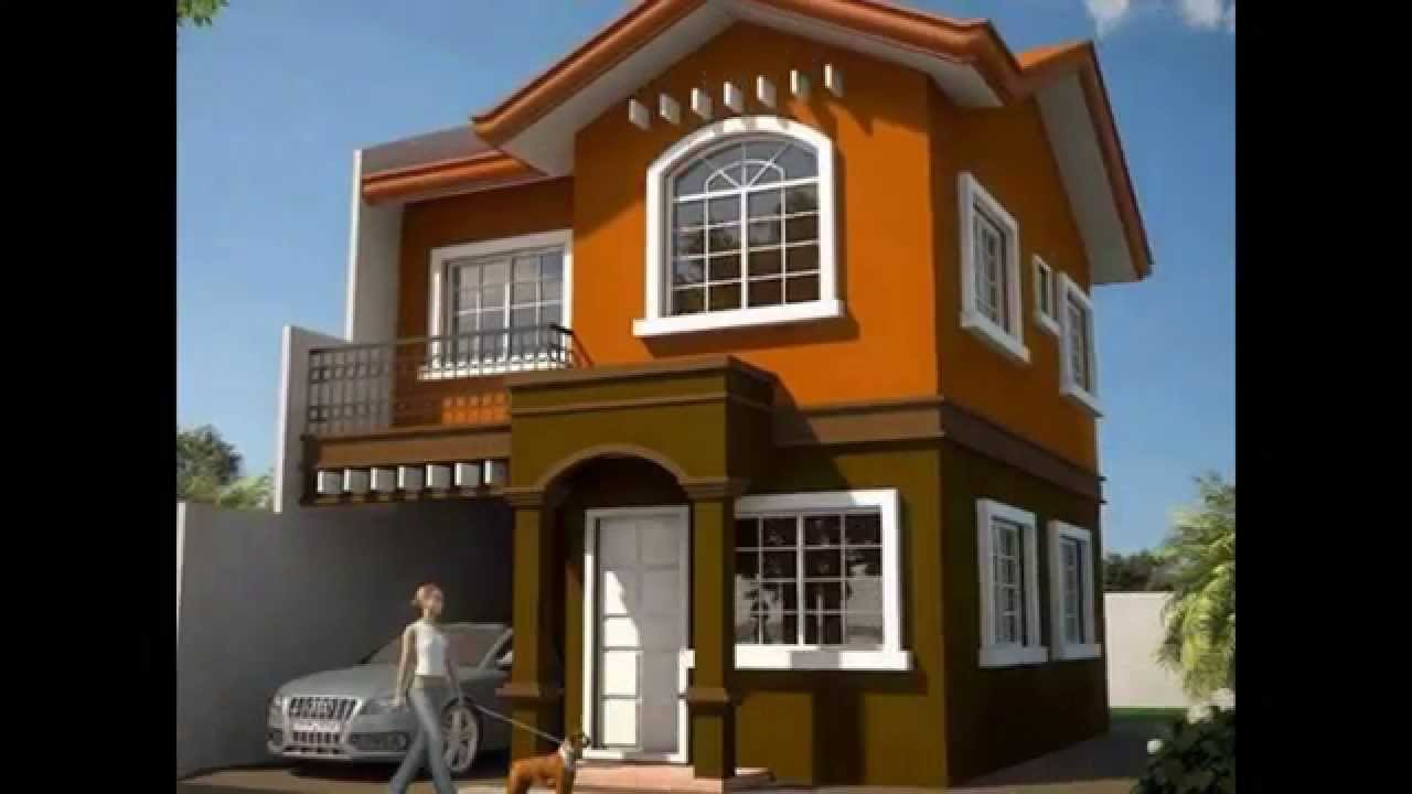 House design 80 square meter lot home photo style for 80 square meter house design