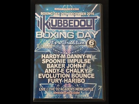 KlubbedOut - Boxing Day 2016 - CD 2