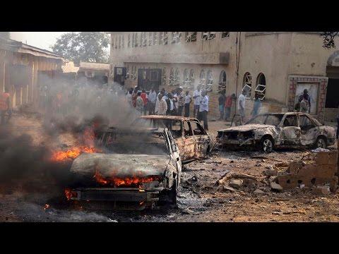 Boko Haram Destroy Village & Kill 86