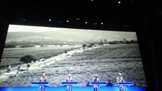 Kraftwerk [Tour de France - Étape 2] Live