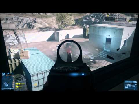 Battlefield 3 gameplay 11-3 damavand peak