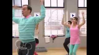 У Виолетты не получается танец (2 сезон 77 серия)(, 2014-05-26T19:00:31.000Z)