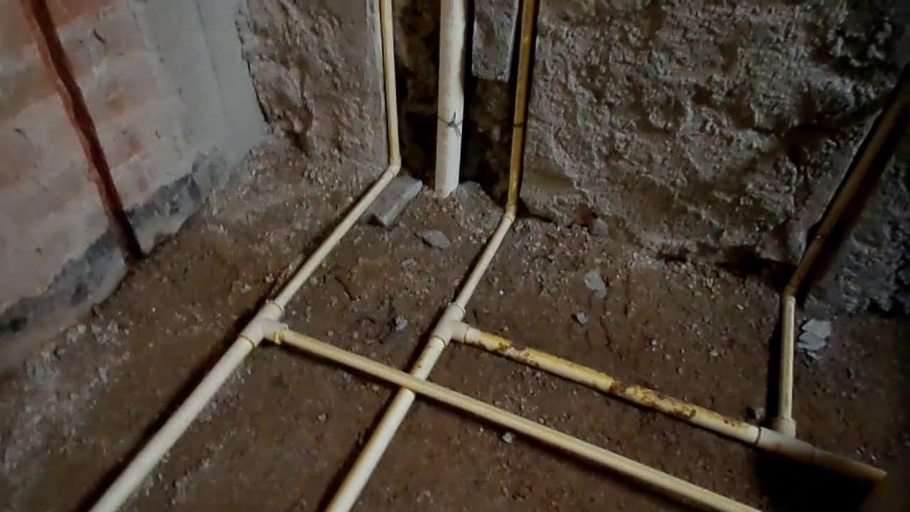 Instalaci n hidr ulica con tubo de cpvc agua caliente y for Como instalar llaves de regadera