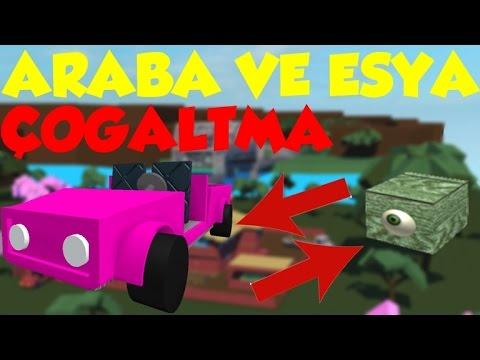Eşya ve Araba Çoğaltma|Lumber Tycoon 2|(İtem and Car Duplication)