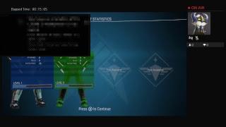 Chronasian's Live PS4 Broadcast