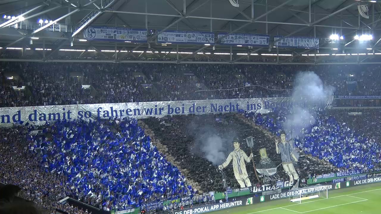 Dfb Pokal Schalke Frankfurt