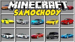 SPORTOWE SAMOCHODY W MINECRAFT?! || FLAN