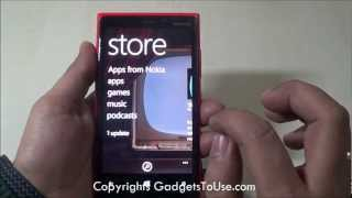 Nokia Lumia 920 Windows Phone 8 Best Useful Features, Tips and Tricks