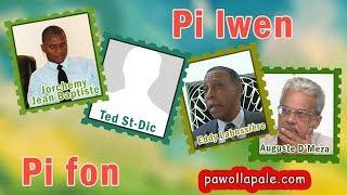 Pi Lwen, Pi Fon ak Eddy Labossière, Ted St-Dic, Auguste D'Meza e Jorchemy Jean-Baptiste