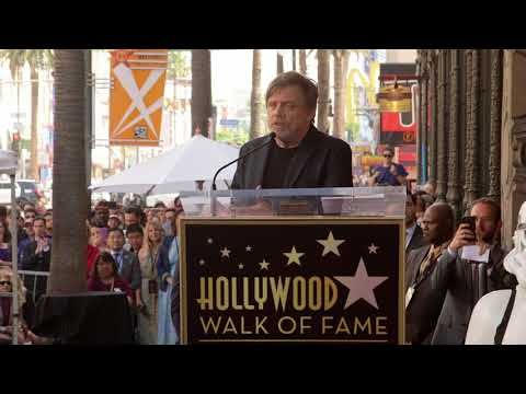 Mark Hamill: Star on Hollywood Walk of Fame