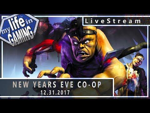 Zombie Revenge New Years Eve Co-Op :: 12.31.2017 LiveStream / MY LIFE IN GAMING - Zombie Revenge New Years Eve Co-Op :: 12.31.2017 LiveStream / MY LIFE IN GAMING