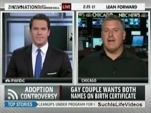 MSNBC - Supreme Court Won't Hear Same-Sex Adoptive Parents Case