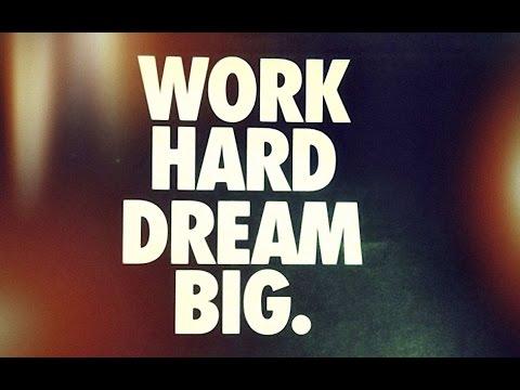 Work Hard |  Motivational Video